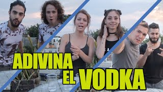 Adivina el Vodka/Ryan,Luisito,Juca,Cris y Dash