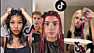 Tiktok Hair Color Dye Fails/Wins  Tiktok Compilation