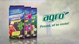 """""""Agro prostě ať to roste"""" - substráty"""
