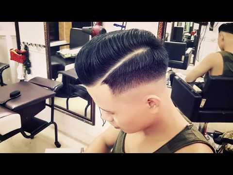 Kiểu tóc nam đẹp và thời trang (QC barber shop  💈)Đối diện 120 trịnh đình trọng