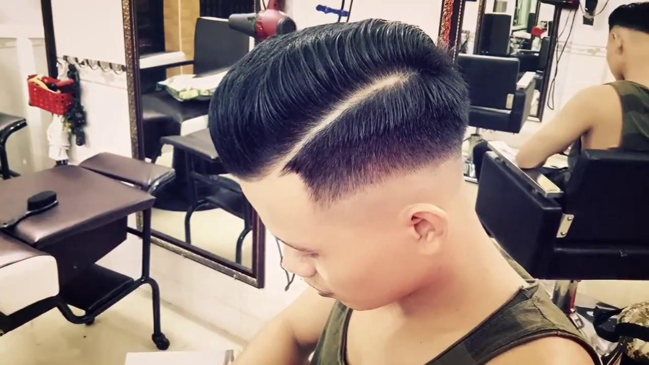 Kiểu tóc nam đẹp và thời trang (QC barber shop  💈)Đối diện 120 trịnh đình trọng   Tóm tắt các tài liệu liên quan đến kieu toc nam thoi trang chính xác