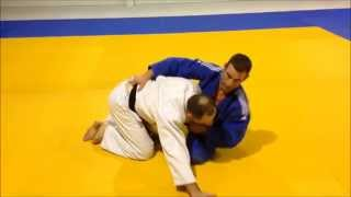 Judo - Ne Waza : renversement au sol - ne waza turnover