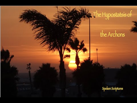 Hypostasis of the Archons, Female Voice, Audio Book