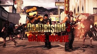 Dead Rising 3 Game Movie w/ Gameplay 1080p HD
