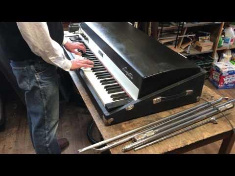 Amazing Rhodes Mark 1 electric piano