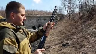 Жесть Военные Катокомбы Звук Оружия Слушают До Сих Пор, Помповик 12каб, Пистолет Иж-79