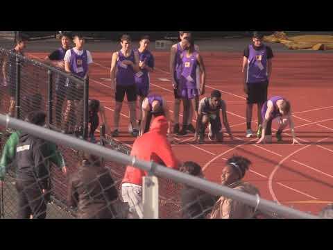 Ramapo High School Track vs Clarkstown North Dual
