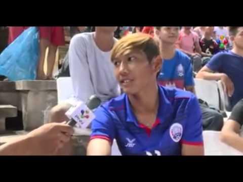 Cambodia vs Philippines on 28 July 2015 | Cambodia U16 Philippines 1-0 | Football Highlight