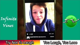 You Laugh, You Lose | Try Not To Laugh Challenge (Vine Edition #22)