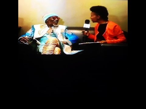 U&I TALK SHOW on TV: Episode 039 Feat. ALPHA BLONDY. Superstar Musician