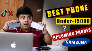 Best Phone Under-15,000 | Samsung Upcoming Smartphones 2020 | TikTok Rating & New Policy?
