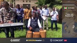 """CONCERT - Burundi: """"Jésus est ressuscité"""""""