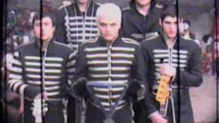 "My Chemical Romance - ""Welcome To The Black Parade"" [Making Of The Video]"