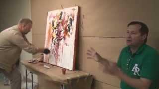 Artist Sergey Fedotov Master Class PART1