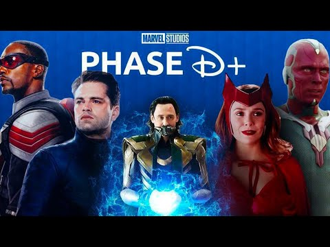 MAJOR MARVEL PHASE 4 UPDATE! WandaVision Falcon Winter Soldier Loki & Black Widow News!