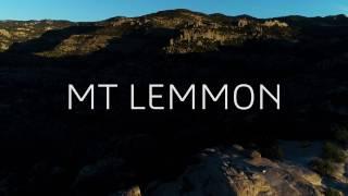 DJI Phantom 4 Pro Mt Lemmon