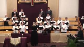 Богослужение в Мытищинской Церкви Евангельских Христиан Баптистов от 21.05.2017
