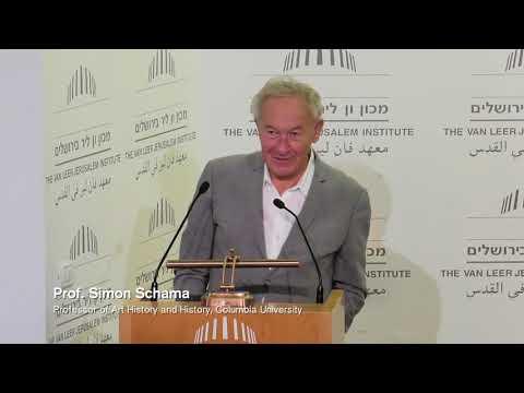 HISTORY BEYOND THE PAGE   PERFORMANCE   Prof. Simon Schama