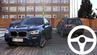 BMW X3: Active Parking Assistant Plus - real life test :: [1001cars]