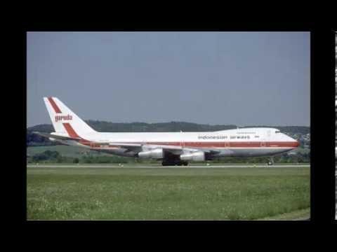ガルーダ・インドネシア航空の使用機材【2014年1月現在】 Garuda Indonesia