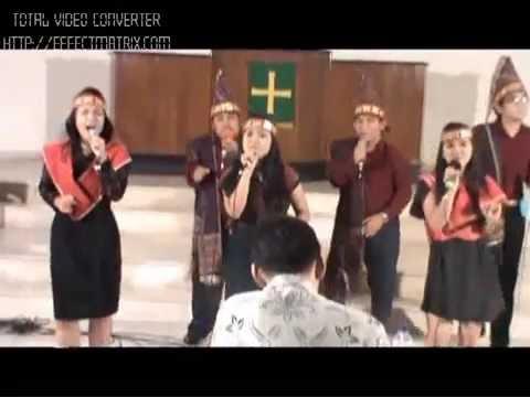 Vocal Group NHKBP Malang - Di Salib Yesus di Kalvari
