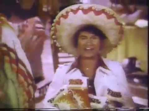 Larry Storch 1978 Fiesta Tortilla Chips Commercial