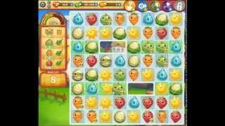 Farm Heroes Saga Level 124 - 2 Stars