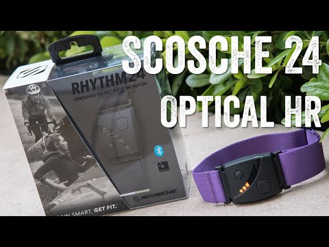 Hands-on: Scosche's New Rhythm 24 Optical HR Sensor Swiss-Army Knife