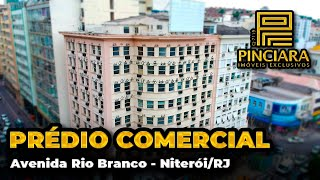 Prédio Comercial, 3000 m² - Niterói - RJ