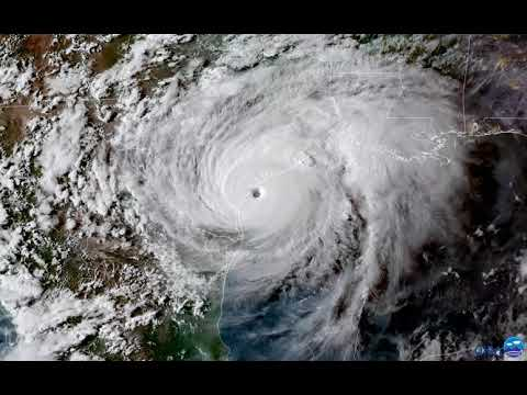 Category 4 Hurricane Harvey Slams Texas
