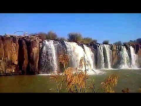 Waterfall - Hart Hill Falls - Tugela River - Colenso