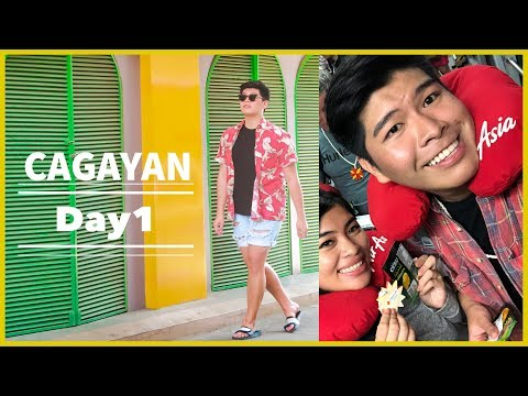 Flying to Cagayan De Oro Philippines! | Christian Layese