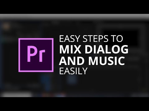 #TipsEditing 002: EASY STEPS TO MIX DIALOG AND MUSIC EASILY