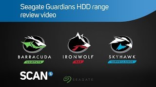 Which do you need? Seagate Guardians HDD Range overview