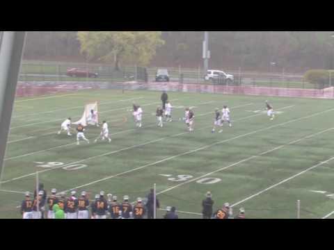 Grey Allen Sophomore Year Spring Varsity Lacrosse Highlights