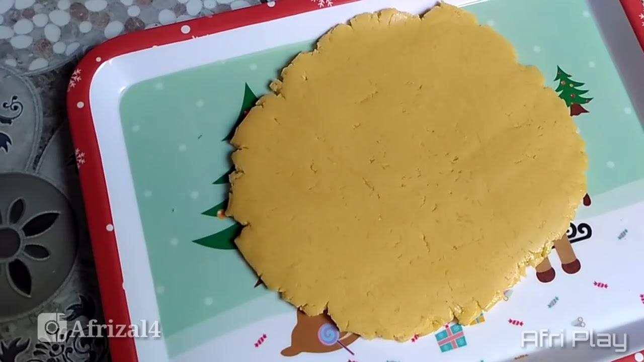 Resep Kue Putri Salju Lembut Dan Renyah
