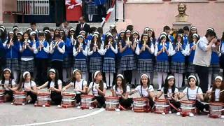 mina yılmaz 19 mayıs 2011 bando gösterisi 2 izmirin dağları