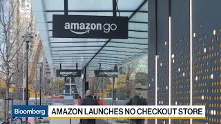 Amazon Go Offers Convenience Without the Checkout