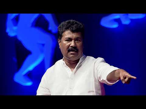 Empowering Rural India with a Post Card | Pradeep Lokhande | TEDxHyderabad