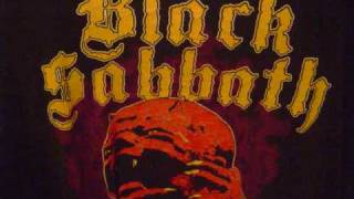 Black Sabbath Sweet Leaf