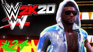 WWE 2K20 : Auf Rille zum Titel #24 - NICHT ZU STOPPEN !! 🎄🎄🎄