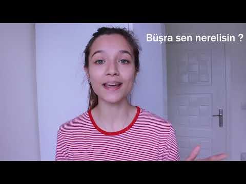 تعلم اللغة التركية بسهولة - محادثة تركية سهلة - شرح بسيط | سـوزانا - SUZANA