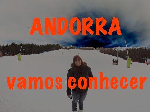 VAMOS CONHECER ANDORRA?! #VÍDEO.02