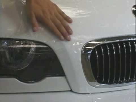 How to Install Paint Protection Film Part 1