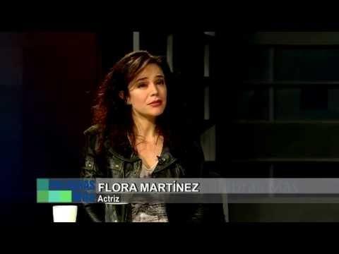 Entrevista a Flora Martínez (1/2)