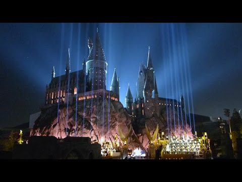FULL Wizarding World Hollywood Grand Opening Ceremony!
