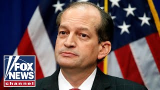 Labor secretary Alex Acosta defends role in Jeffrey Epstein's plea deal