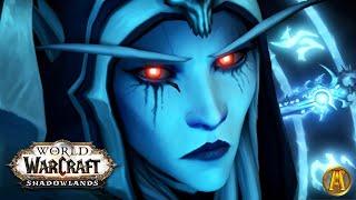 Sylvanas & Jailer Cręate Shalamourne Cinematic [World of Warcraft: Shadowlands Lore]
