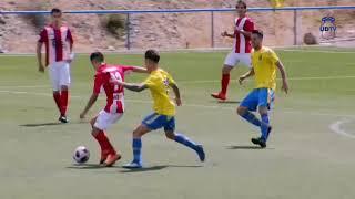 Resumen Las Palmas Atlético 1-0 CDA Navalcarnero