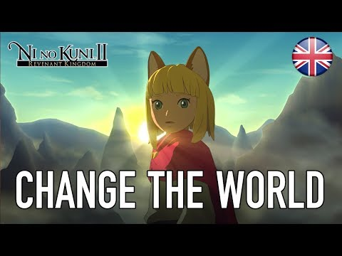 Ni No Kuni II: Revenant Kingdom - PS4/PC – Change the world (Gamescom 2017 Trailer)